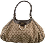 Gucci GG D-Ring Tote