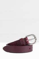 Etoile Isabel Marant Skinny Leather Belt