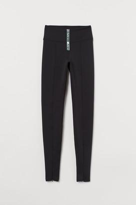 H&M Ankle-length Scuba Leggings