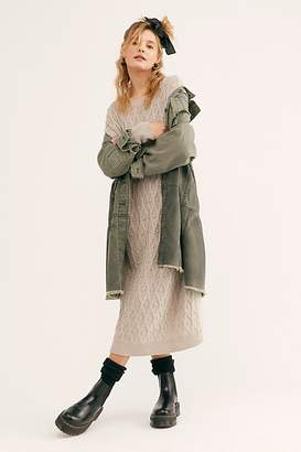 We The Free Forever Free Tiered Jacket by at Free People Denim