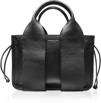 Alexander Wang Black Rocco Small Tote Bag