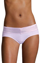 Warner's Lace Waistband Hipster Briefs