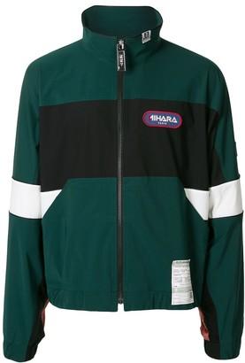 Maison Mihara Yasuhiro Pullover Docking Track Jacket
