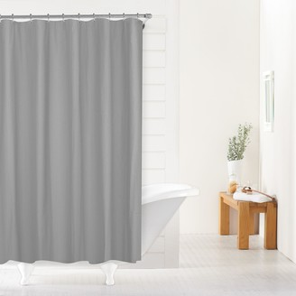 Sonoma Goods For Life Heavy Weight Fabric Shower Curtain Liner