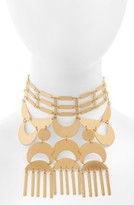 Topshop Women's Link Stick Statement Necklace