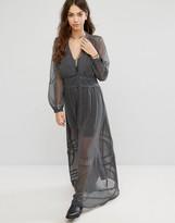 Religion Smock Maxi Dress