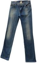 Max Mara Faded Jeans