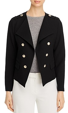 Calvin Klein Box-Knit Jacket