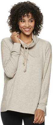 Sonoma Goods For Life Women's SONOMA Goods for Life Super Soft Cowl Neck Top