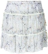 See by Chloe Woodstock Haze print skirt - women - Silk/Cotton - 36