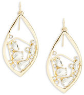 RJ Graziano Marquis Cluster Drop Earrings
