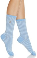 Polo Ralph Lauren Gingham Trouser Socks