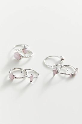Aria Stone Ring Set