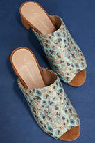 Anthropologie Open-Toe Mules