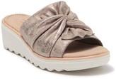 Clarks Jillian Leap Wedge Sandal