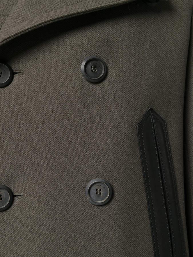 Salvatore Ferragamo Bianco coat