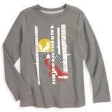 Tea Collection Toddler Boy's Kitsune Graphic T-Shirt