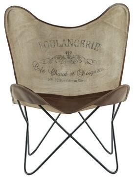 Union Rustic Rieder Butterfly Chair