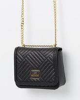 Love Moschino Square Embossed Crossbody Bag