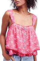 Free People Sweet Caroline Tank