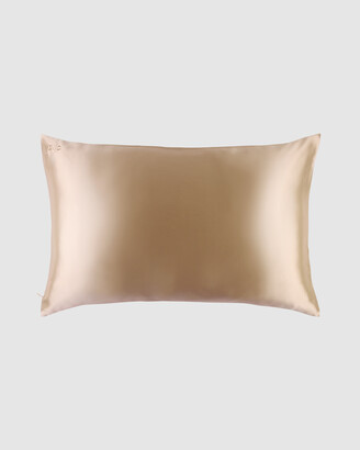 Slip Women's Nude Sleep - Queen Pillowcase Invisible Zipper Closure - Size One Size at The Iconic