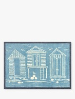 Thumbnail for your product : Turtle Mat Sanderson Beach Huts Door Mat