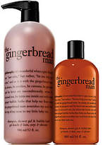 philosophy Gingerbread Man Home & Away Showergel Duo