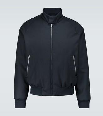Maison Margiela Padded bomber jacket