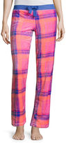 Asstd National Brand Microfleece Pajama Pants-Juniors