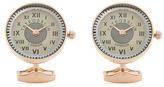 Tateossian Quartz watch cufflinks