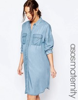 Asos Oversized Chuck on Dress
