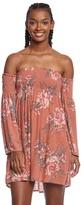 Billabong Night Fox Bare Shoulder Dress 8163474