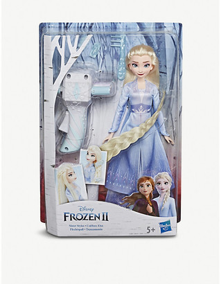 Selfridges Disney Frozen II Elsa Hair Play doll 35cm
