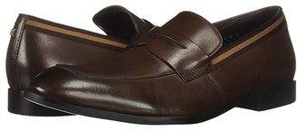 Steve Madden Edmand (Choclate) Men's Slip on Shoes