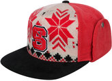 Top of the World North Carolina State Wolfpack Christmas Sweater Strapback Cap