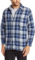 Champion Mens Arbroath Country Style Casual Long Sleeved Shirt Medium
