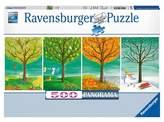 Ravensburger Four Seasons 500pc Puzzle
