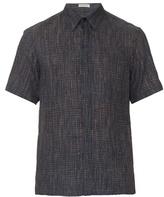 Balenciaga Graphic-print short-sleeved shirt