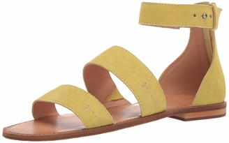 Frye Women's Evie 2 Band Sandal Flat