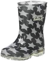 BeOnly Be Only Unisex Kids' Stellar Kid Flash Rain Boots grey Size: