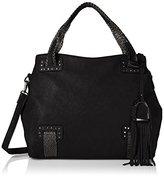 MG Collection Tassel Hobo Bag