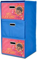Disney Doc McStuffins Collapsible 3-Drawer Storage Tower