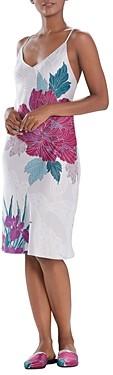 Natori Floral Print Slip