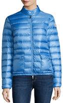 Moncler Lans Collared Down Jacket