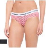 New Balance Printed Bonded Panties - Bikini, 2-Pack (For Women)