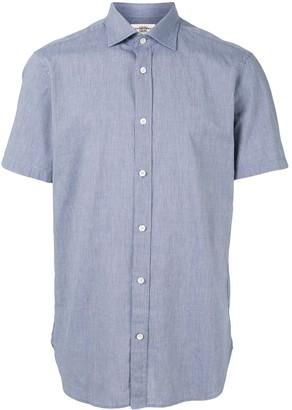 Kent & Curwen Classic Collar Short-Sleeved Shirt