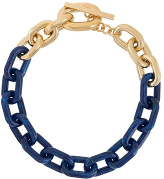 Paco Rabanne Chain Collar Necklace