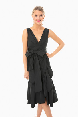 Rebecca Taylor Sleeveless Taffeta Dress