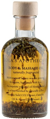 Lola's Apothecary Tranquil Isle Relaxing Body & Massage Oil