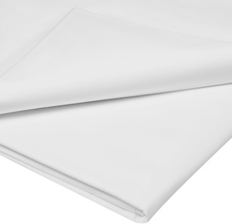 John Lewis & Partners Specialist Temperature Balancing 400 Thread Count Cotton Flat Sheet